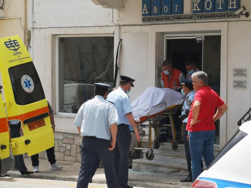 Νεκρός από πυροβολισμούς επιχειρηματίας στη Ζάκυνθο