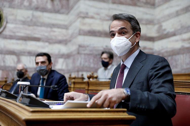 Κυρ. Μητσοτάκης: Τολμηρές πρωτοβουλίες απέναντι στην κλιματική αλλαγή