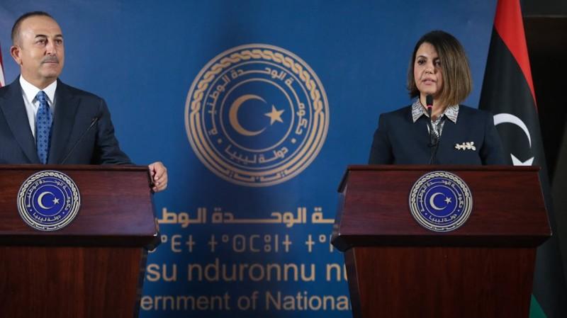 Λιβύη καλεί Τουρκία να φύγουν οι μισθοφόροι