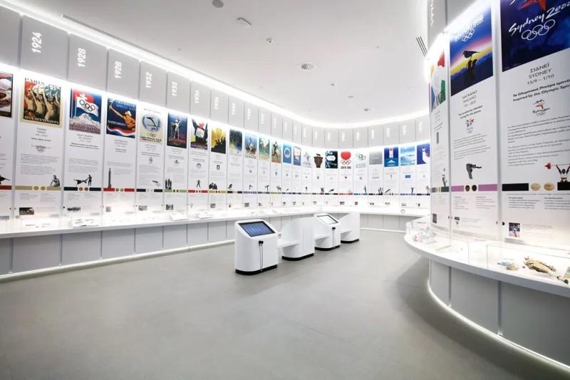 Το μικρό Ολυμπιακό «Μουσείο»