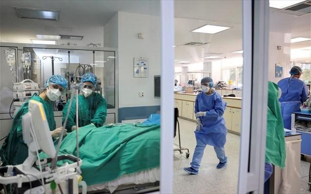 ΕΟΔΥ: 1.505 νέα κρούσματα, 586 διασωληνωμένοι, 37 θάνατοι