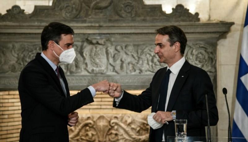 Κυρ. Μητσοτάκης: Πολύ σημαντική η προώθηση του Ευρωπαϊκού Πράσινου Πιστοποιητικού