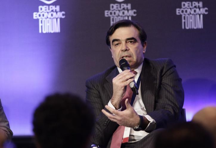 Μ. Σχοινάς: Τον Ιούνιο θα εγκριθεί το ελληνικό Σχέδιο Ανάκαμψης