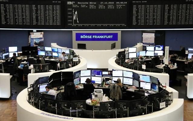 Ευρωπαϊκά χρηματιστήρια: Ξεκίνημα με εντυπωσιακή άνοδο