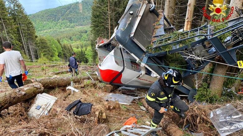 Τραγωδία με 13 νεκρούς στην Ιταλία