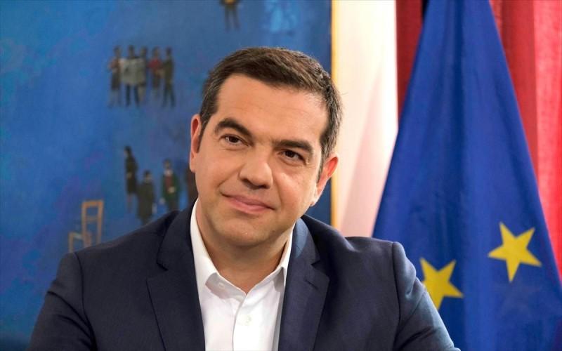 Α. Τσίπρας: Ανάγκη για ένα νέο κοινωνικό συμβόλαιο στην Ευρώπη
