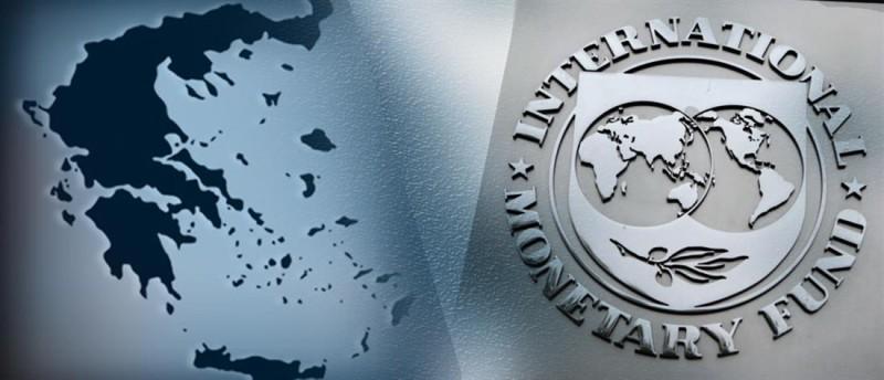 ΔΝΤ: Στο 3,3% φέτος και 5,4% το 2022 η ανάπτυξη της ελληνικής οικονομίας