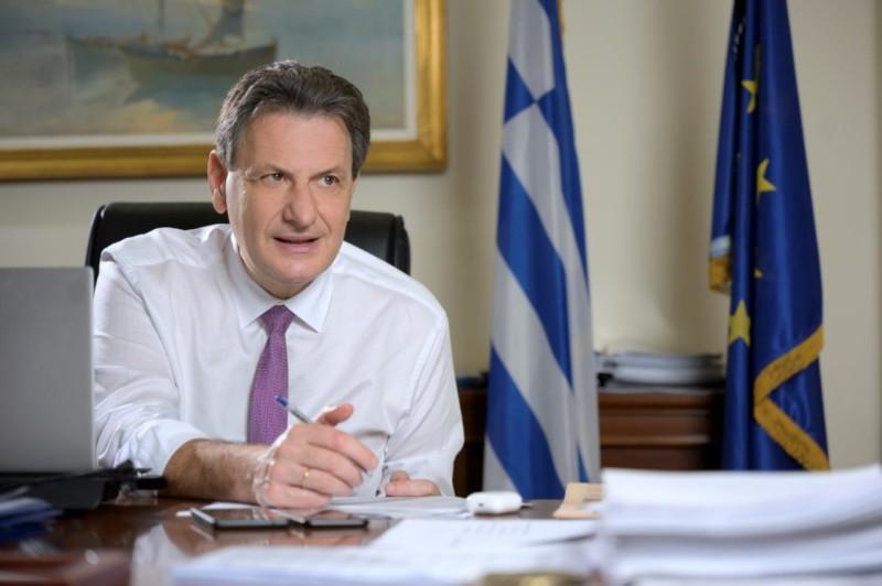 Θ. Σκυλακάκης: Το Ταμείο Ανάκαμψης είναι ένα κρίσιμο μέρος της ανάπτυξης της οικονομίας