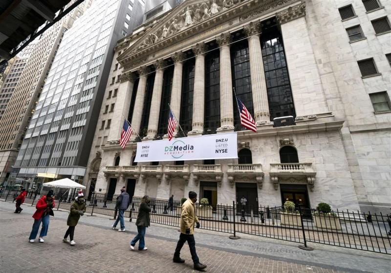 Νέα Υόρκη: Άνοδος με νέα ιστορικά υψηλά για S&P 500 και Nasdaq