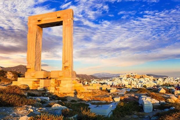 Κορυφαίο Ελληνικό νησί για τους Βρετανούς η Νάξος