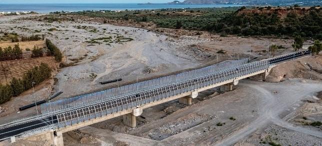 Δημοπρατείται μεγάλο έργο υποδομών στη Ρόδο