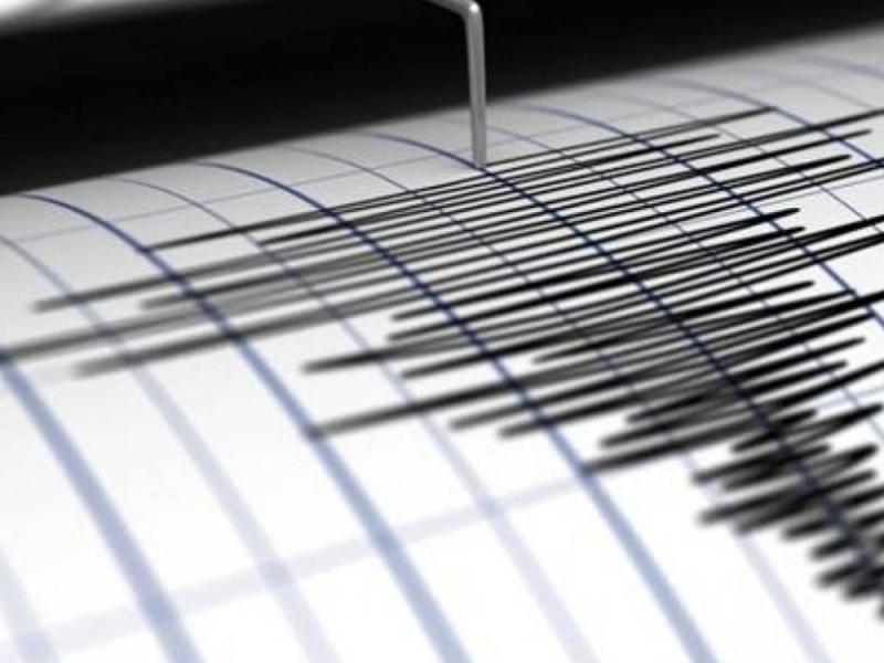 Σεισμική δόνηση 4,6 Ρίχτερ στη θαλάσσια περιοχή της Ρόδου
