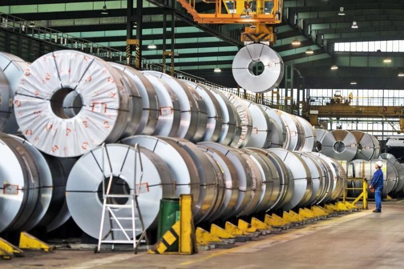 Αύξηση 28,2% στις τιμές εισαγωγών στη βιομηχανία τον Απρίλιο