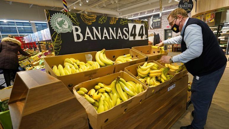Μπανάνες με...κοκαϊνη βρέθηκαν σε αλυσίδα σούπερ - μάρκετ της Βασρσοβίας