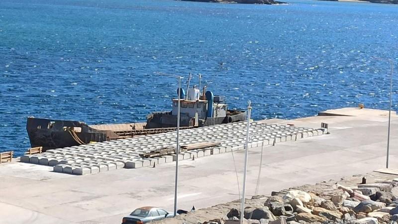 Ψαρά: Ετοιμο το λιμάνι, από σήμερα η σύνδεση με Πειραιά
