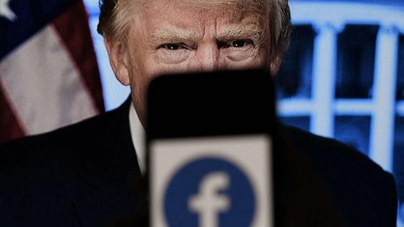 ΗΠΑ: Μπλοκαρισμένος από Facebook και Instagram για δυο χρόνια ο Ντόναλντ Τραμπ
