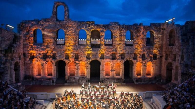Αυλαία σηκώνει σήμερα το Φεστιβάλ Αθηνών και Επιδαύρου