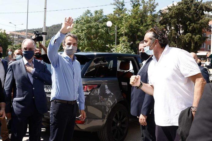 Κυρ. Μητσοτάκης: Να πείσουμε όλους τους πολίτες να εμβολιαστούν