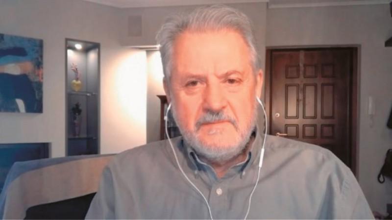 Ν. Καπραβέλος: Άφοβα η δεύτερη δόση του AstraZeneca για όσους δεν είχαν παρενέργειες στη πρώτη