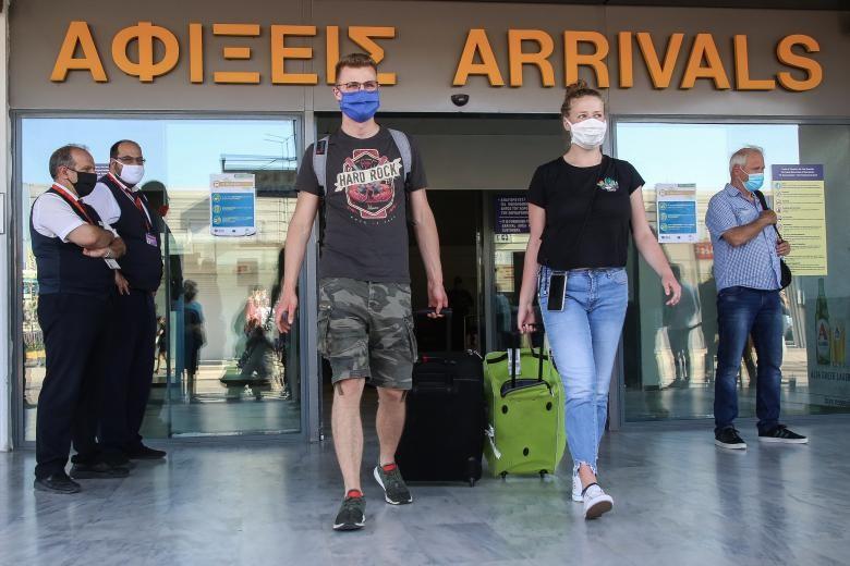 Δανία: Αρση περιορισμών για τουρισμό στην Ελλάδα