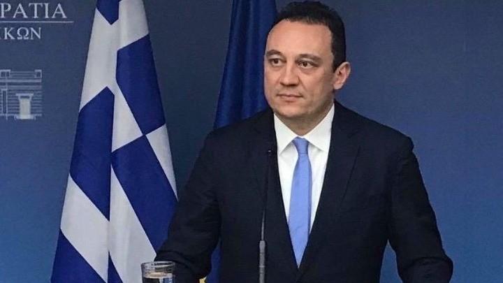 Στη Σόφια ο υφυπουργός Εξωτερικών Κ. Βλάσης