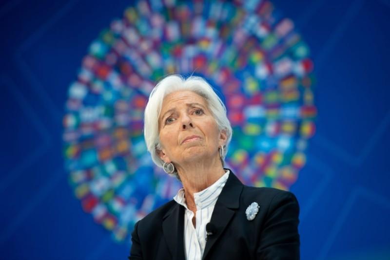 ΕΚΤ - Κριστίν Λαγκάρντ: Αμετάβλητα τα επιτόκια - Διατηρείται ο ρυθμός αγοράς ομολόγων