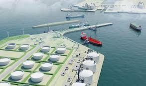 Η Κομισιόν χρηματοδοτεί με 166,7 εκατ. ευρώ τον τερματικό σταθμό LNG στην Αλεξανδρούπολη