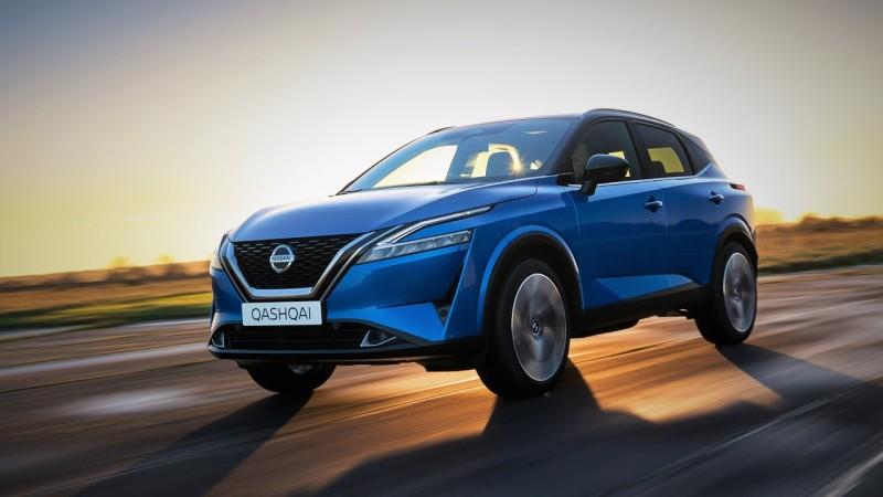 Το νέο Nissan Qashqai διαθέτει επανασχεδιασμένο σύστημα διεύθυνσης
