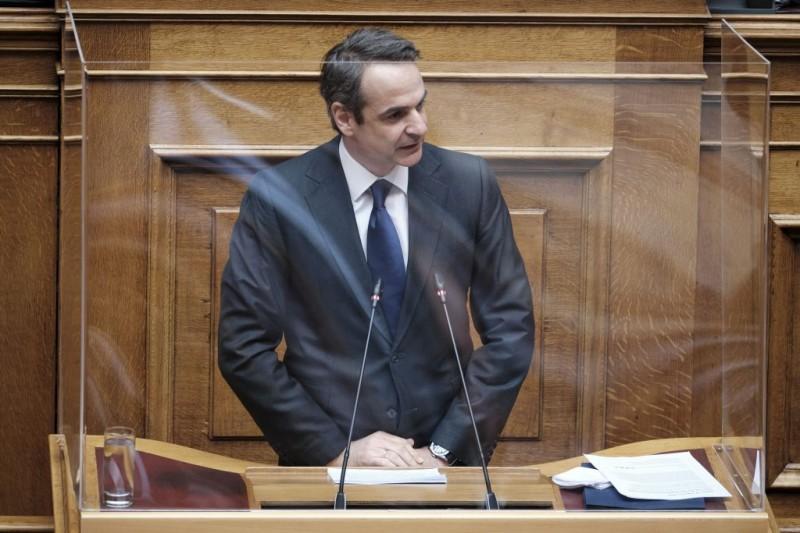 Κυρ. Μητσοτάκης: Το ψηφιακό πιστοποιητικό πρώτη τονωτική ένεση για την οικονομία