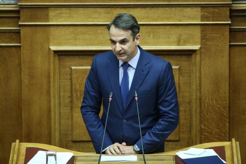 Κυρ. Μητσοτάκης: Το νέο νομοσχέδιο οικοδομεί ένα σύγχρονο εργασιακό περιβάλλον