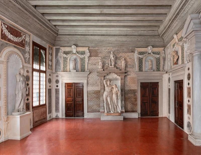 Έργα Baselitz στο Palazzo Grimani στη Βενετία