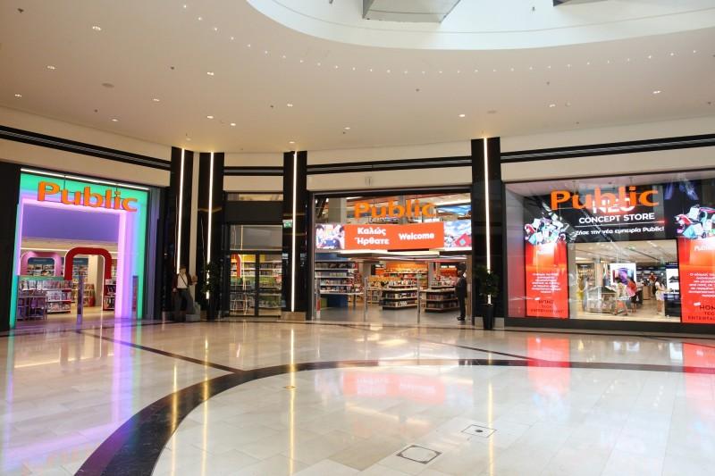 Public: Επένδυση €2εκατ. για το νέο κατάστημα στο Golden Hall