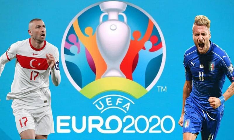 EURO 2020:... Αρχίζει το ματς με Ιταλία-Τουρκία στο «Ολύμπικο»