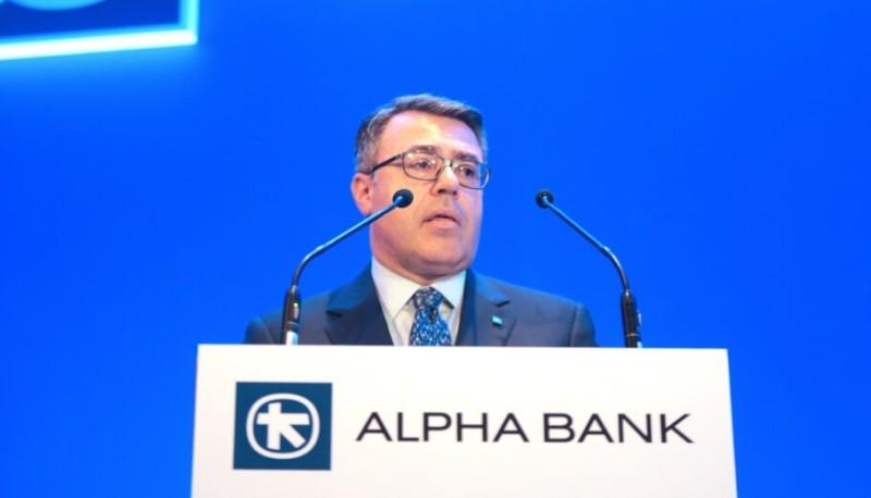 Βασίλης Ψάλτης: Οι προοπτικές ανάπτυξης της Alpha Bank συνδέονται με αυτές της ελληνικής οικονομίας