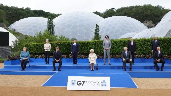 Η 47η σύνοδος των G7 στην Κορνουάλη από τις σημαντικότερες των τελευταίων δεκαετιών