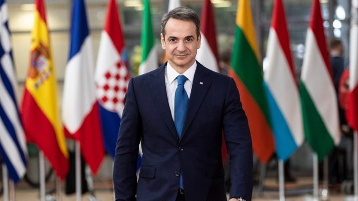 Στις Βρυξέλες για τη Σύνοδο του ΝΑΤΟ ο πρωθυπουργός