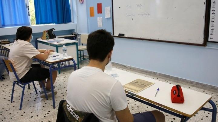 Πανελλαδικές: Ολοκληρώνονται οι εξετάσεις στα μαθήματα προσανατολισμού