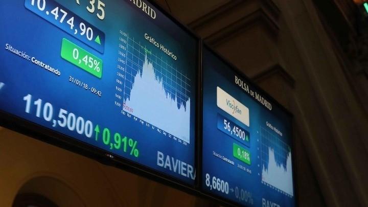 Άνοδο καταγράφουν οι μετοχές στα Ευρωπαϊκά Χρηματιστήρια
