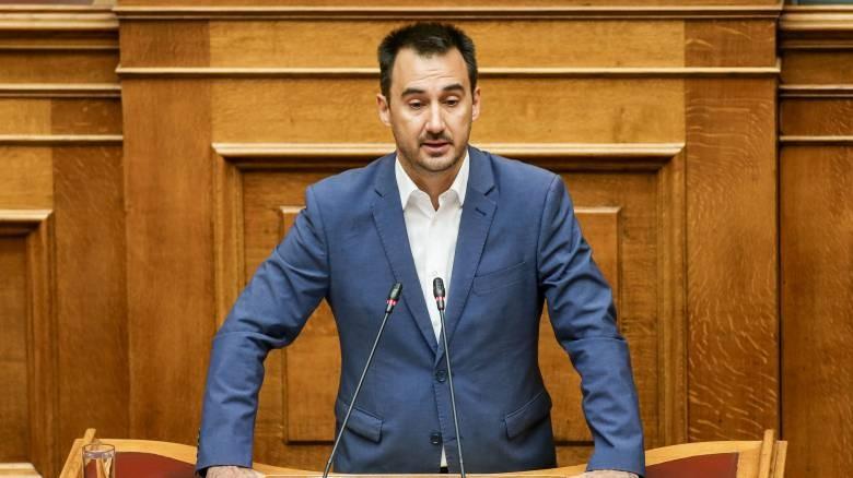 Αλ. Χαρίτσης: Η κυβέρνηση προκαλεί με τους πανηγυρισμούς για το Ελληνικό