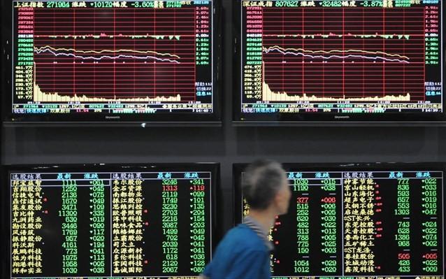 Μεικτή η εικόνα των αγορών στην Ασία