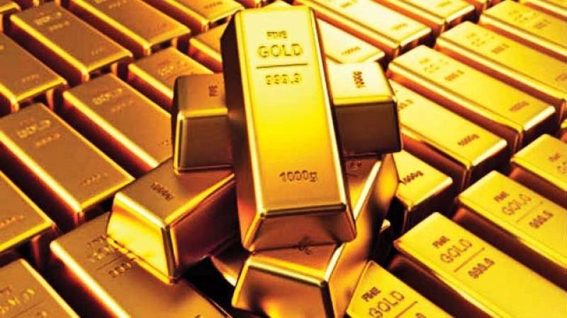 Χρυσός: Πτώση της τιμής στα 1.801,8 δολάρια