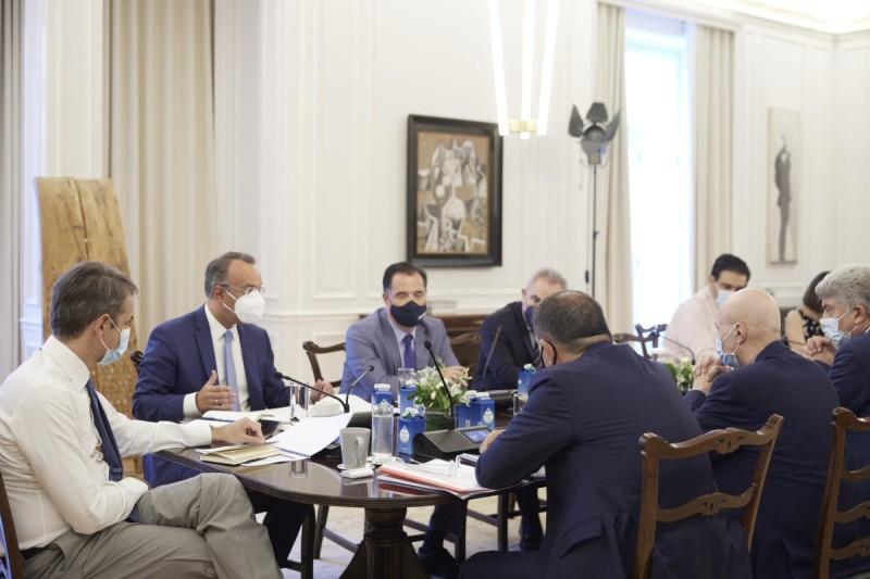 ΕΑΒ: Σύσκεψη στο Μαξίμου για το μέλλον της εταιρείας