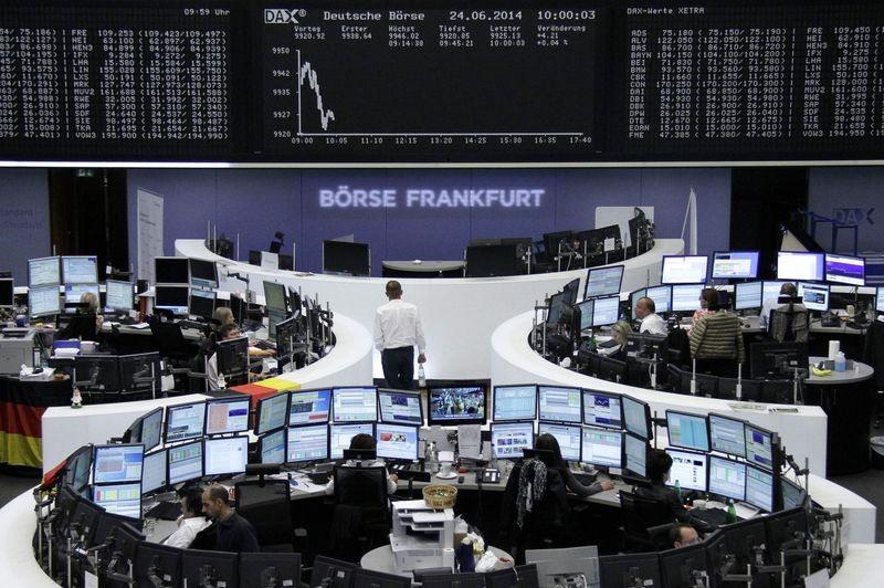 Ευρωπαϊκά Χρηματιστήρια: Ανοδικό κλείσιμο, πλην Λονδίνου, λόγω της ΕΚΤ