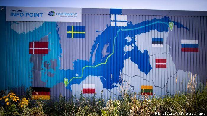 ΗΠΑ-Γερμανία: Συμβιβασμός για τον Nord Stream 2