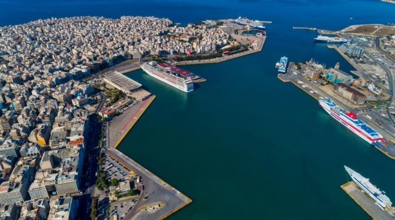 Υπουργείο Ναυτιλίας: Εγκρίθηκαν δυο νέα έργα στα λιμάνια Πειραιά και Ηρακλείου