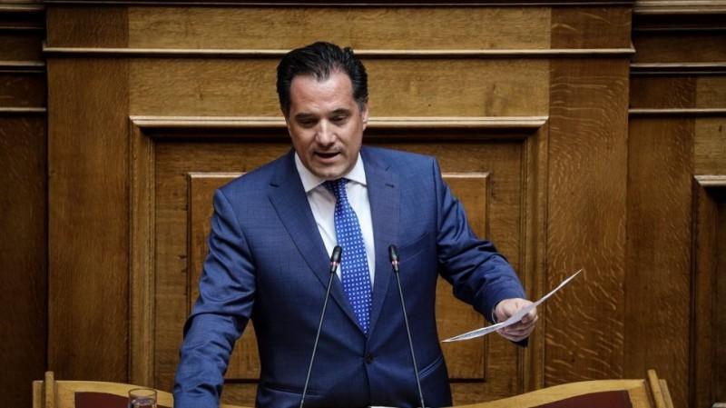 Αδ.Γεωργιάδης: Με την έγκριση του ΕΣΠΑ 2021-2027 αφήνουμε πίσω πολλά χρόνια κακοδαιμονίας