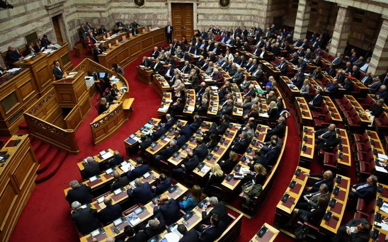 Βουλή: Άρχισε η συζήτηση για το ασφαλιστικό - Διαφωνίες επί της διαδικασίας