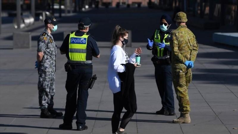 Αυστραλία: Στρατός στο Σίδνεϊ από τη Δευτέρα θα επιτηρεί το lockdown