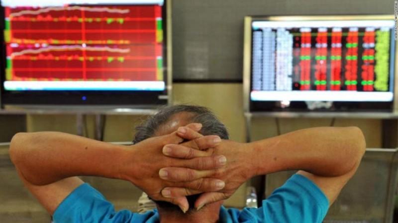 Υπό πίεση τα Ασιατικά χρηματιστήρια για τρίτη ημέρα