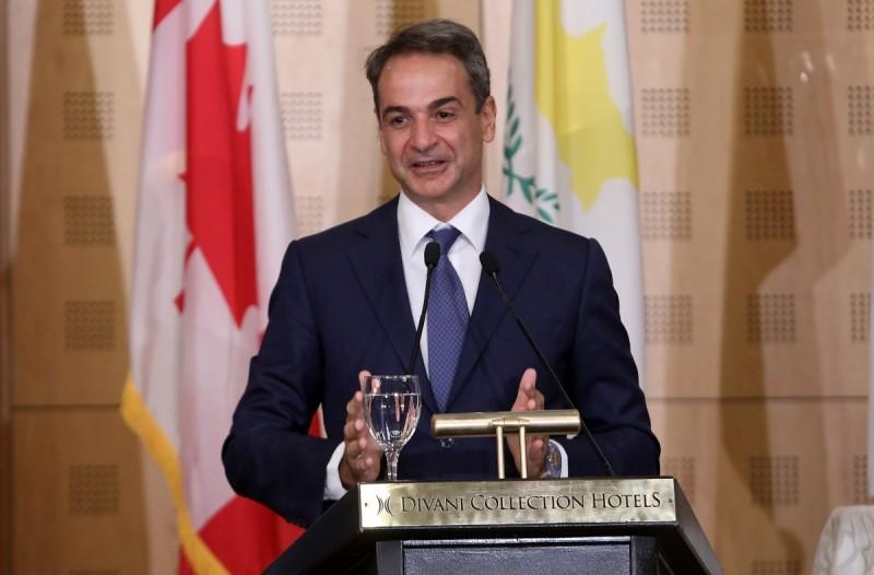 Κυρ. Μητσοτάκης: Η Ελλάδα θα υπερασπιστεί την κυριαρχία της όπου και όποτε είναι απαραίτητο
